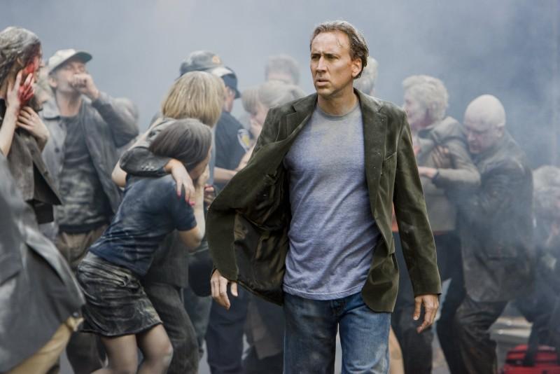 Nicolas Cage è il protagonista del film Segnali dal futuro