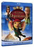 La copertina di Le avventure del topino Despereaux (blu-ray)