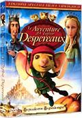 La copertina di Le avventure del topino Despereaux (dvd)