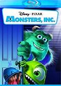 La copertina di Monsters & Co. (blu-ray)