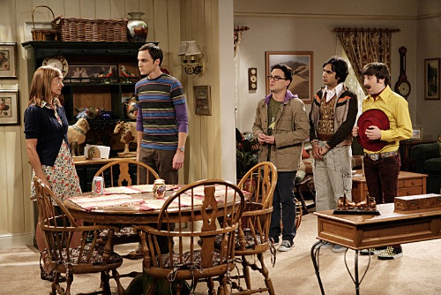 Una scena dell'episodio The Electric Can Opener Fluctuation di  The Big Bang Theory