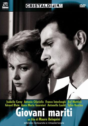 La copertina di Giovani mariti (dvd)