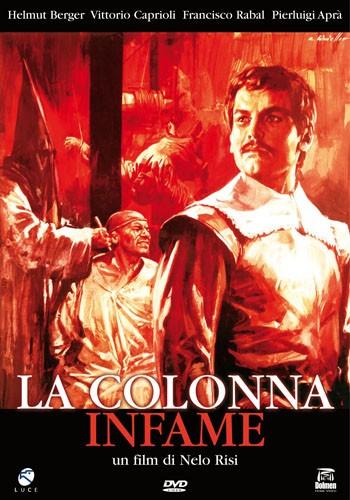La copertina di La colonna infame (dvd)