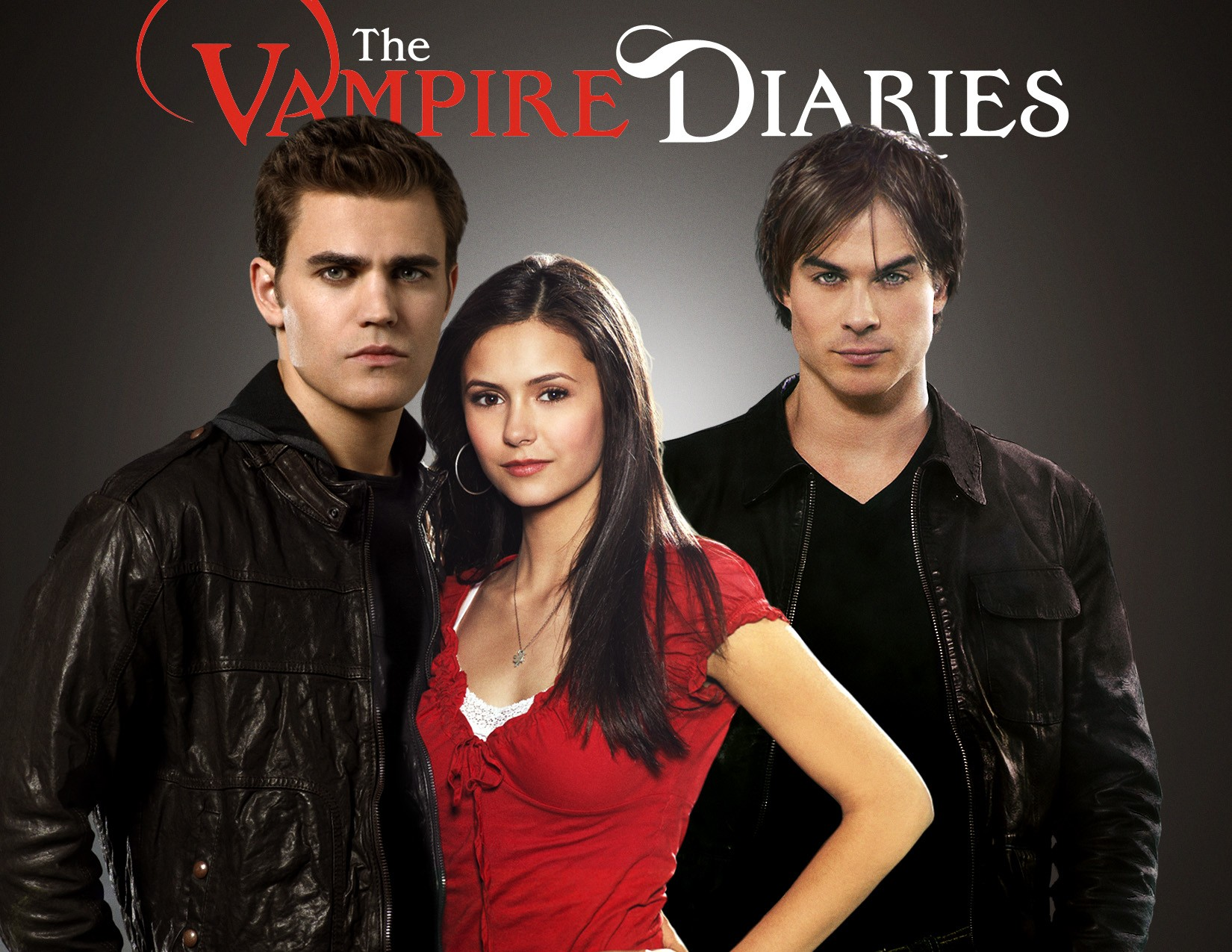 Un wallpaper per la serie tv The Vampire Diaries