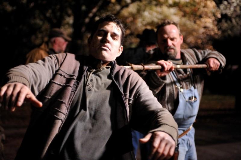 Una sequenza del thriller REC 2, diretto da Jaume Balaguerò