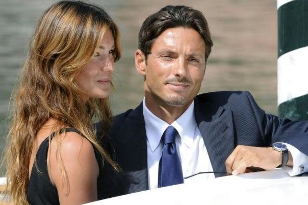Venezia 2009: Piersilvio Berlusconi e Silvia Toffanin