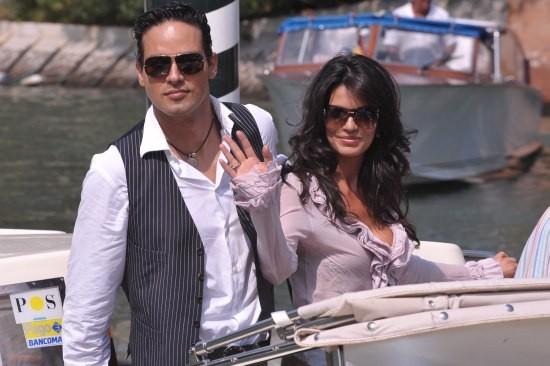 Venezia 2009: Gabriel Garko e Laura Torrisi