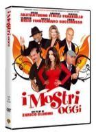 La copertina di I mostri oggi (dvd)