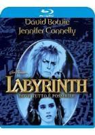 La copertina di Labyrinth - Dove tutto è possibile (blu-ray)