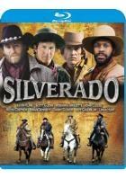 La copertina di Silverado (blu-ray)