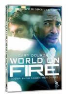 La copertina di World on fire (dvd)