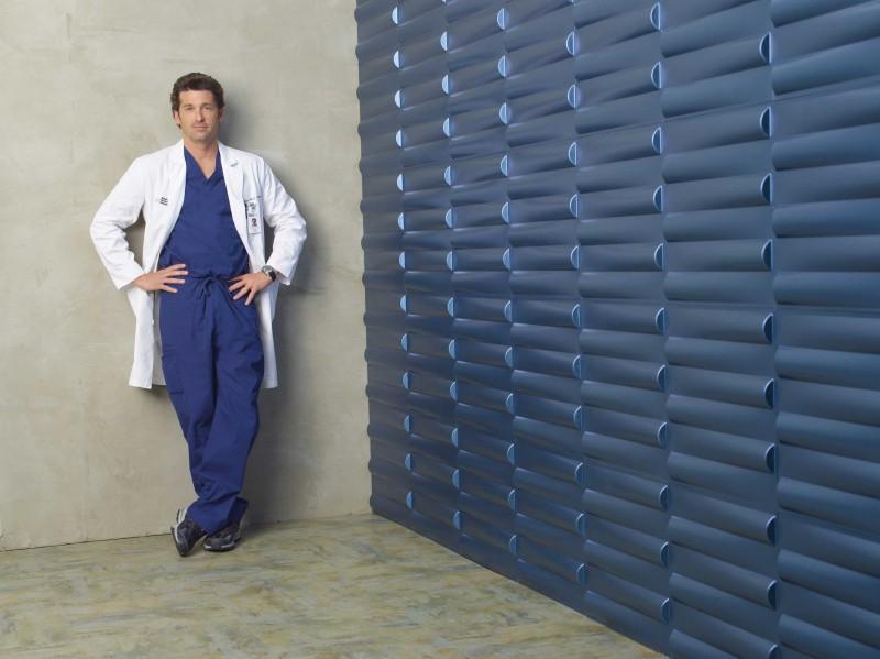 Patrick Dempsey per la sesta stagione di Grey's Anatomy