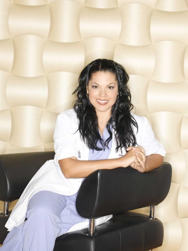 Sara Ramirez  in un'immagine per la sesta stagione di Grey's Anatomy