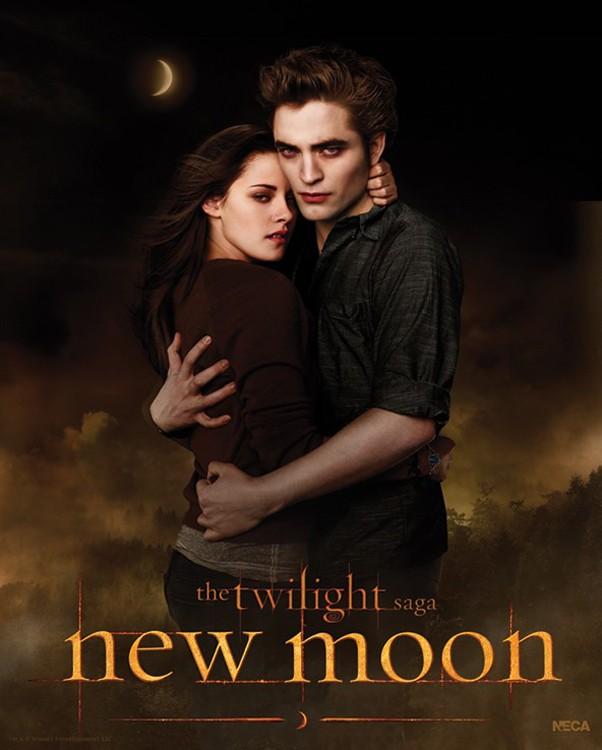 Un nuovo poster con Kristen Stewart e Robert Pattinson per il film Twilight: New Moon