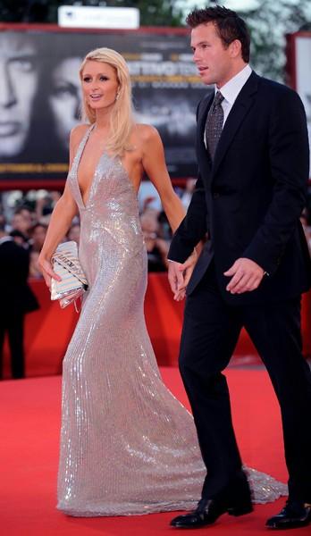 Venezia 2009: Paris Hilton accompagnata dal fidanzato