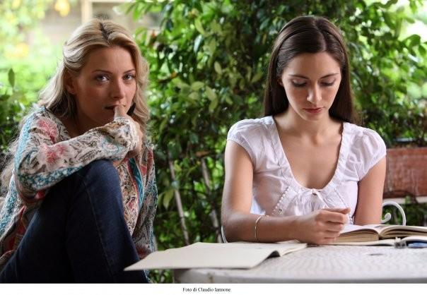 Maria Rosaria Russo in una immagine del film Si può fare
