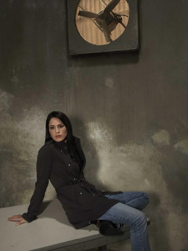 Michelle Borth in uno scatto promozionale della serie The Forgotten