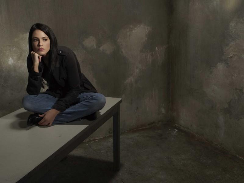 Uno scatto promozionale di Michelle Borth per la serie The Forgotten