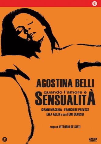La copertina di Quando l'amore è sensualità (dvd)