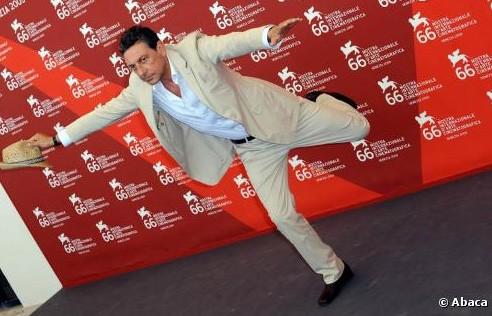 Alla Mostra del Cinema di Venezia è 'Questione di punti di vista' per Sergio Castellitto.
