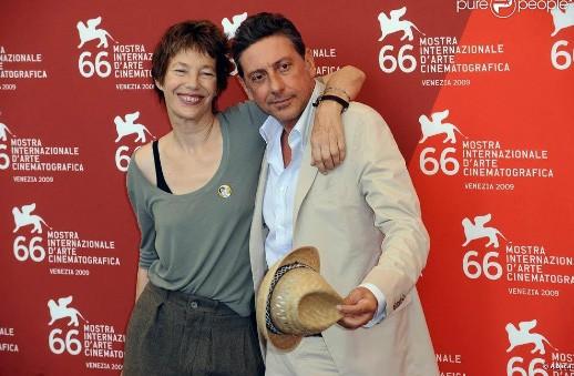 Alla Mostra del Cinema di Venezia è 'Questione di punti di vista' tra la Birkin e Castellitto.