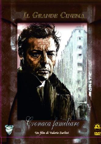 La copertina di Cronaca familiare (dvd)
