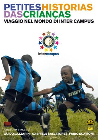 La copertina di Inter Campus (dvd)