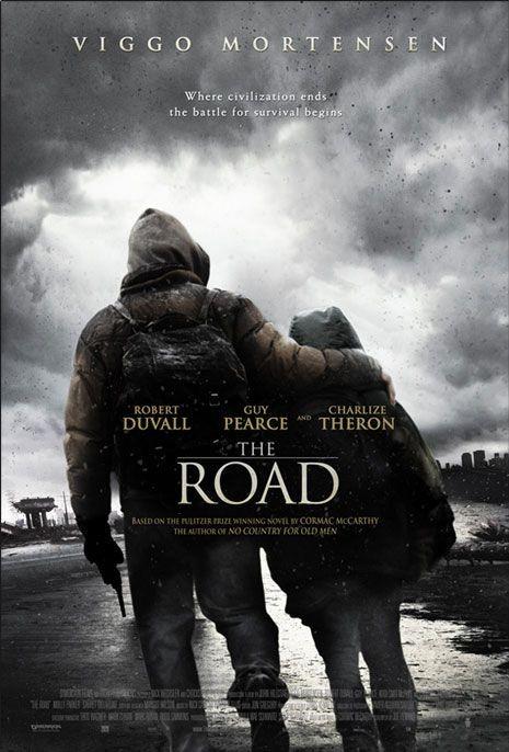Secondo poster di The Road