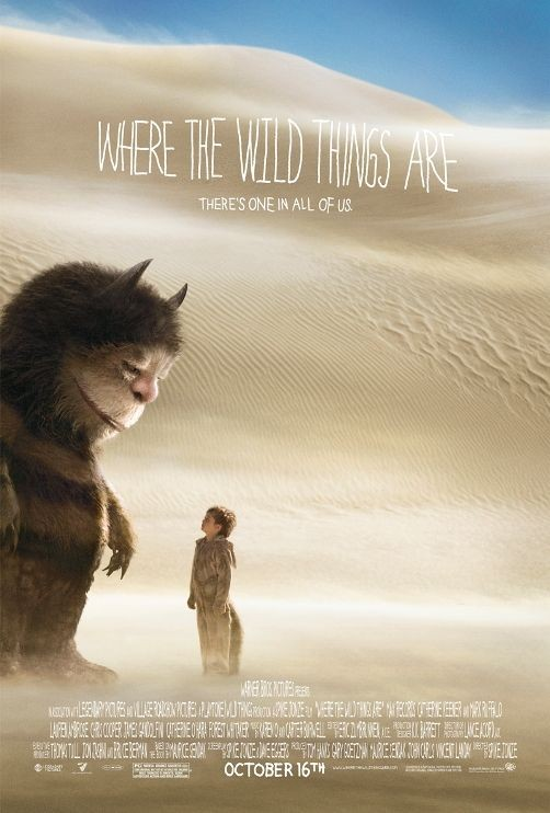 Terza locandina di Where the Wild Things Are