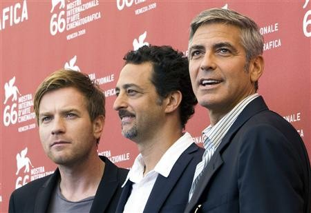 Venezia 2009: George Clooney insieme ad Ewan McGregor e Grant Heslov presenta The Men Who Stare at Goats