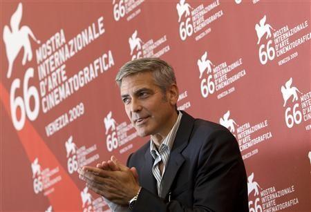 Venezia 2009: George Clooney presenta The Men Who Stare at Goats