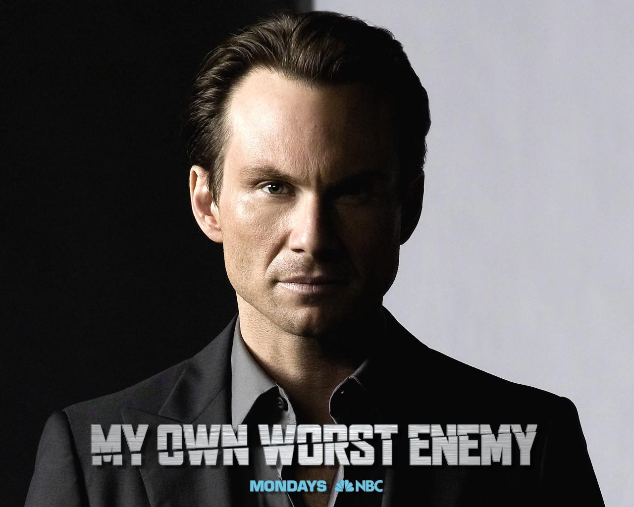 Wallpaper della serie My Own Worst Enemy