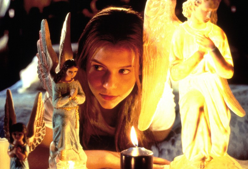 Claire Danes interpreta Giulietta nel film Romeo + Giulietta