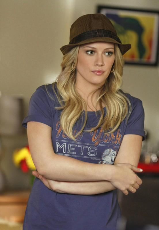 Hilary Duff è Olivia Burke nell'episodio Dan de Fleurette della stagione 3 di Gossip Girl