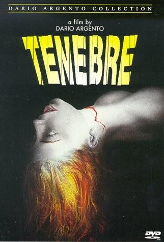 Una locandina del film Tenebre ( 1982 )