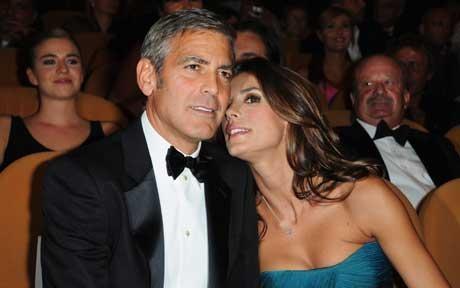 Venezia 2009: dopo mesi di gossip sfrenato, la Canalis e Clooney escono finalmente 'allo scoperto'