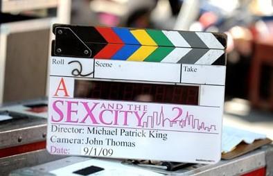 Al via le riprese di Sex and the City 2