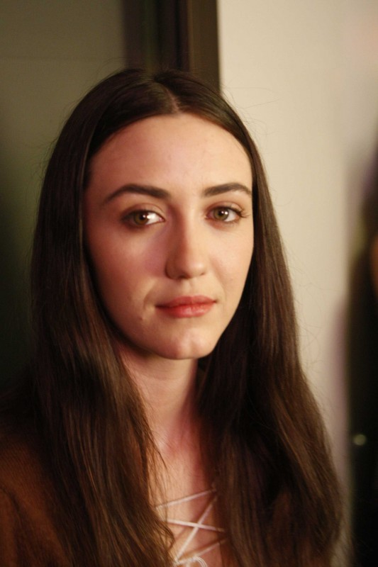 Madeline Zima in una scena dalla premiere della quarta stagione di Heroes