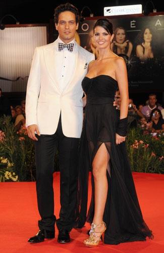 Venezia 2009: Gabriel Garko e Laura Torrisi sul red carpet