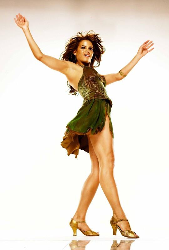 Jenna Dewan in una foto promozionale di Step Up