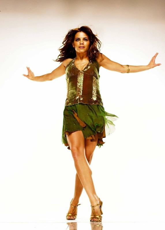 Un'immagine promozionale di Jenna Dewan del film Step Up
