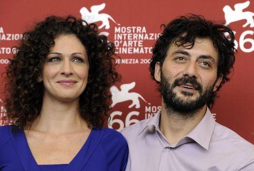 Venezia 2009: Filippo Timi e Kseniya Rappoport presentano il thriller psicologico La doppia ora