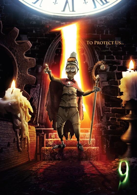 Il poster numero 1 del film d'animazione 9