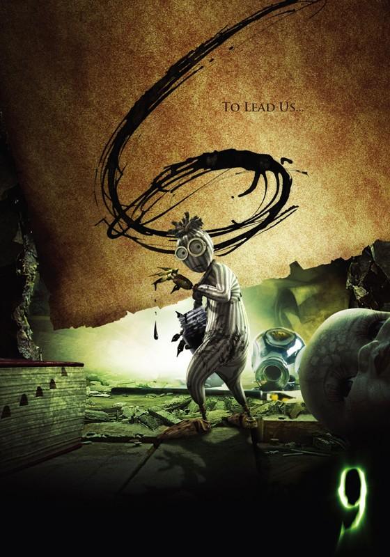 Il poster numero 6 del film d'animazione 9