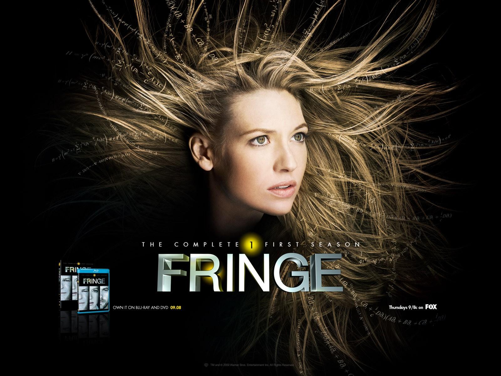Anna Torv in uno dei wallpaper della stagione 2 di Fringe