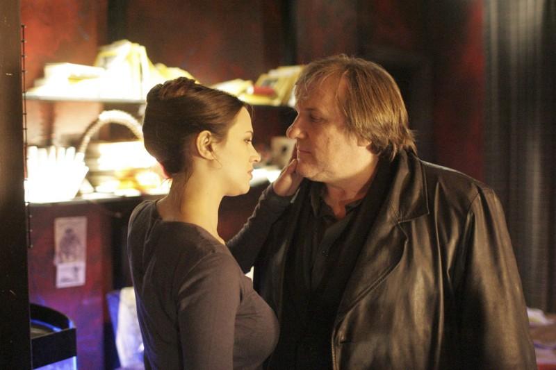 Asia Argento e Gerard Depardieu in un'immagine del film Diamond 13