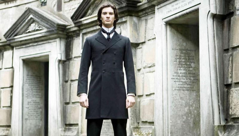 Ben Barnes in un'immagine del film Dorian Gray