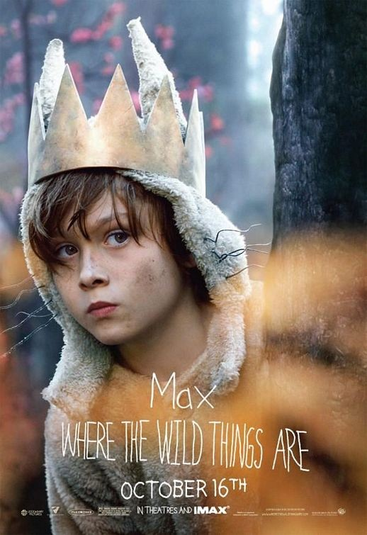 Character Poster 1 (Max) per Where the Wild Things Are