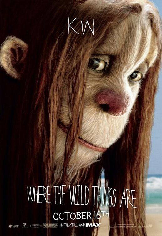 Character Poster 4 (Kw) per Where the Wild Things Are