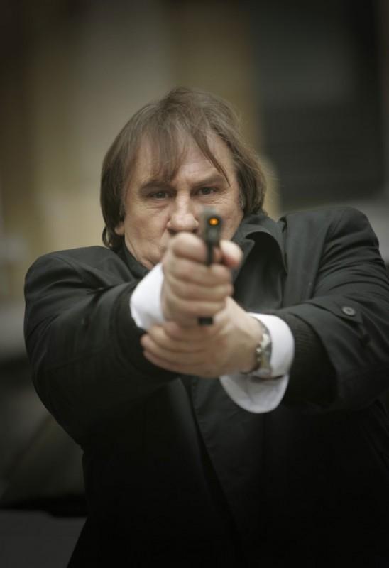 Gerard Depardieu è tra i protagonisti del film Diamond 13